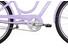 Electra Townie Original 3i Naiset kaupunkipyörä , violetti